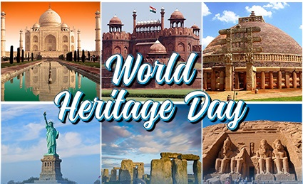WORLD HERITAGE DAY - SGTB Public School